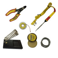 6 in 1 Soldering Iron Kit