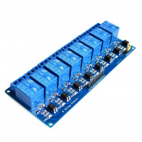 8 Channel – 5 V Relay Module