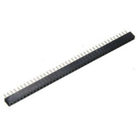 Female Bug Strip 40x1 (Flow Solder)