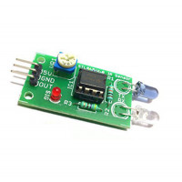 IR Proximity Sensor for line follower and Obstacle sensing Robots - IR Sensor