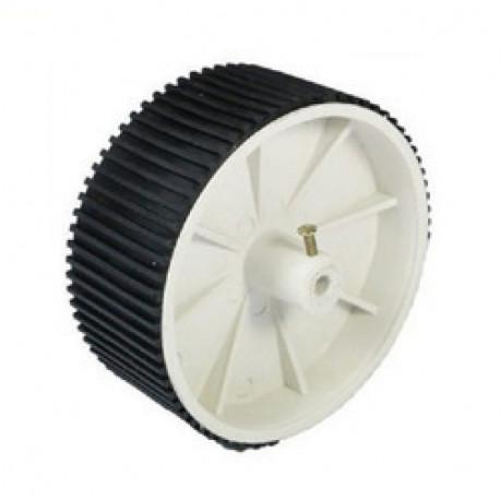 Robot Wheel -10cm x 4cm