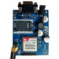 SIM900A GSM Modem With SMA Antenna (GSM Module)
